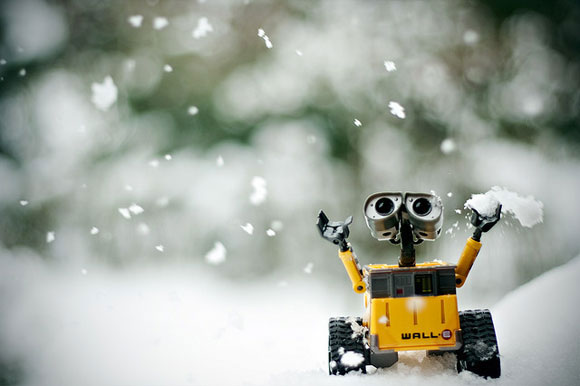 请给我一场雪