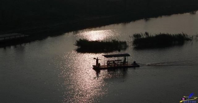 """洰淀湖,""""小千岛湖""""上的水上王城"""
