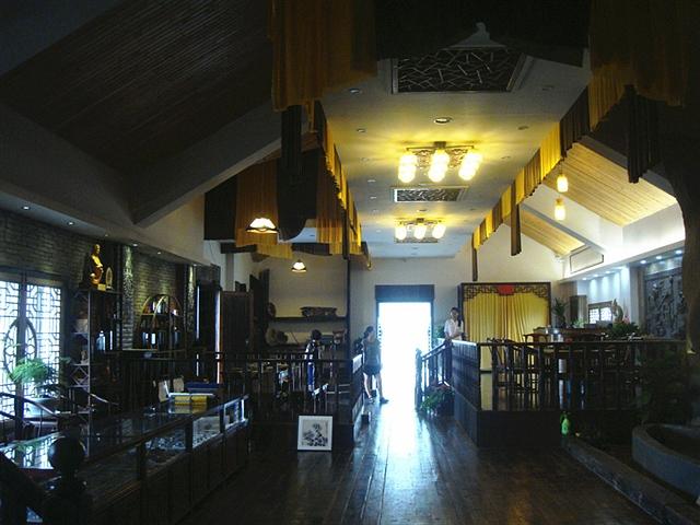 翁山香道馆——静修雅庐