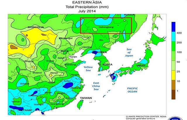 数据来源:NOAA
