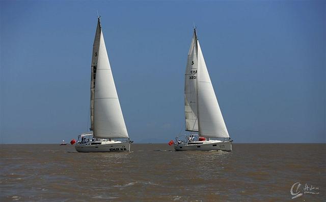 不一样的帆船,不一般的女子