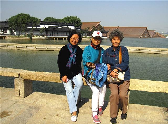 广富林(2) - 雨荷绿漪 - 雨荷绿漪的博客